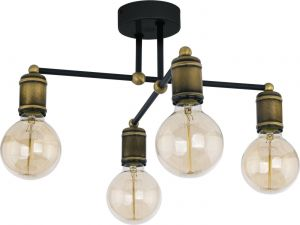 RETRO 4 plafon 1904 TK Lighting