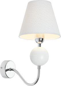 NATHALIE white kinkiet 4515 Nowodvorski Lighting