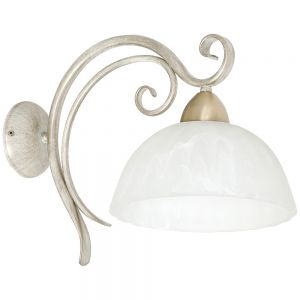 AURORA white kinkiet 5969 Luminex