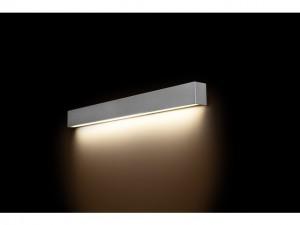 STRAIGHT WALL silver M 6356 Nowodvorski Lighting