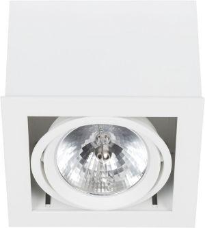 Lampy oświetlenie - BOX white-white I 6455 Nowodvorski Lighting