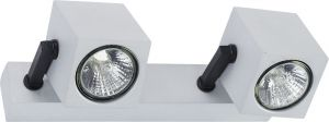 CUBOID silver 2 6518 Nowodvorski Lighting
