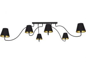 SWIVEL black VI plafon 6560 Nowodvorski Lighting