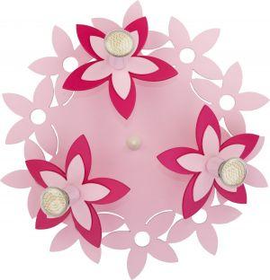 FLOWERS PINK III plafon okrągły 6895 Nowodvorski Lighting