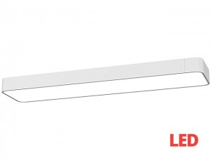 SOFT LED white 90x20 plafon 9533 Nowodvorski Lighting