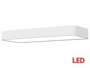 SOFT LED white 60x20 plafon 9534 Nowodvorski Lighting