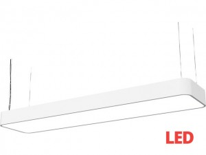 SOFT LED white 90x20 zwis 9544 Nowodvorski Lighting