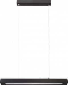 FUTURA LUX STEEL Led black 66 zwis 32906 Sigma