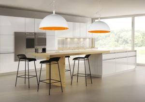 HEMISPHERE white-orange fluo L 6375 Nowodvorski Lighting