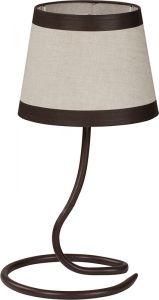 Lampy oświetlenie - LAKI biurkowa 19004 Sigma