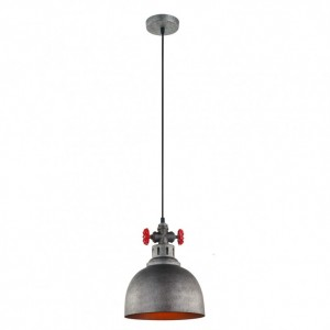 SCRULO grey MDM-2790/1 GR+BK Italux