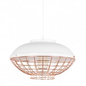 CLAMS white-copper MDM-2941/1 W+COP Italux