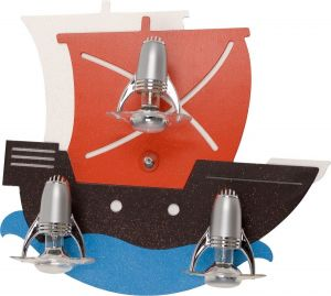 PIRATE SHIP III 4722 Nowodvorski Lighting