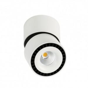 SEVILLA round LED SLC7560/28W 3000K WH Italux