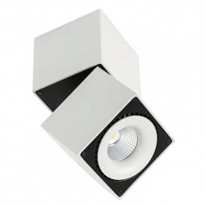 SEVILLA square LED SLC7562/28W 3000K WH Italux