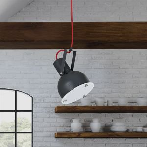 INDUSTRIAL graphite I zwis S 5527 Nowodvorski Lighting