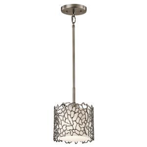 SILVER CORAL classic pewter KL/SILCORAL/MP Kichler