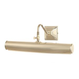 PICTURE LIGHT polished brass PL1/20 PB Elstead Lighting