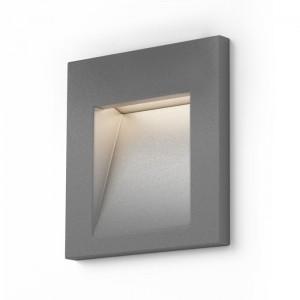 TESS Led silver-grey R12014 Redlux