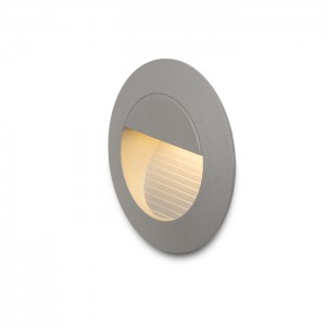 MARCO Led silver-grey R12029 Redlux