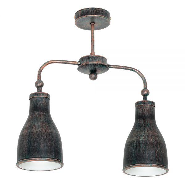 Lampy oświetlenie - GREG patin plafon 7363 Luminex