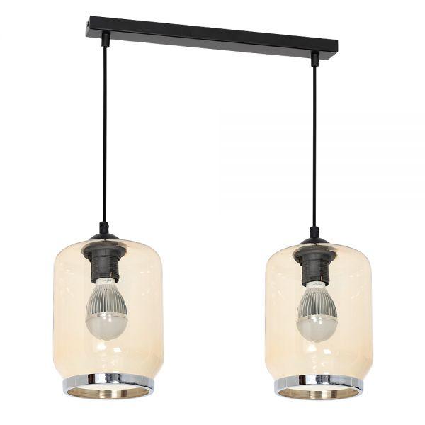 Lampy oświetlenie - ELIAS II zwis 7495 Luminex