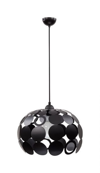 Lampy oświetlenie - MODUL KULA black zwis S  30391 Sigma