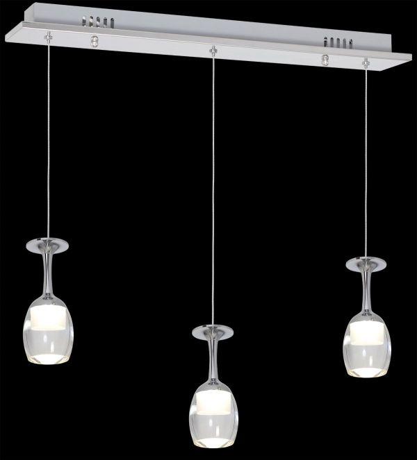 Lampy oświetlenie - COPPA LED 438 Milagro